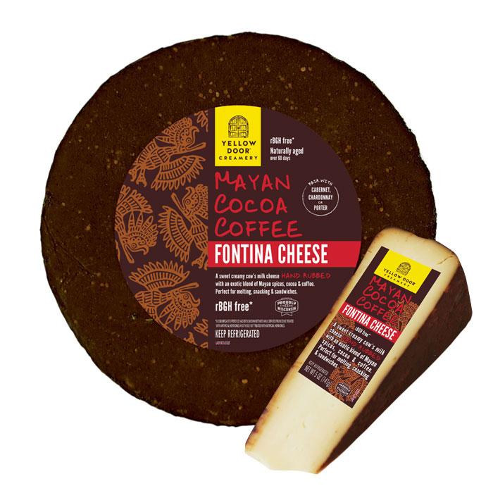 Yellow-Door-Creamery-Rubbed-Fontina-Myan-Cocoa-&-Coffee-Wheel-and-Wedge.jpg