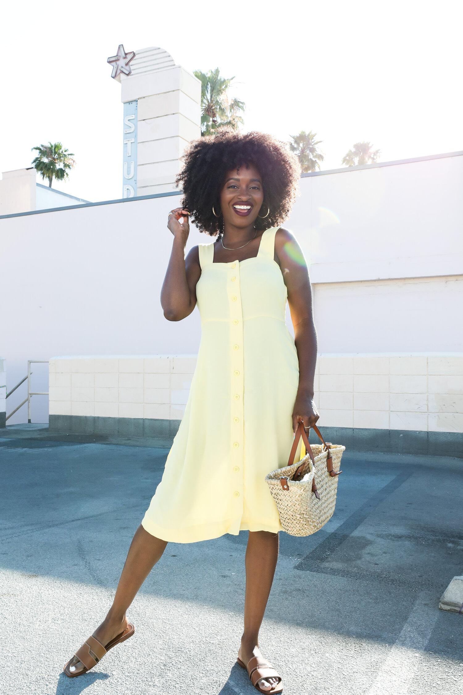 5 Black LA Social Media Influencers to Follow featured by top LA blogger, Alicia Tenise