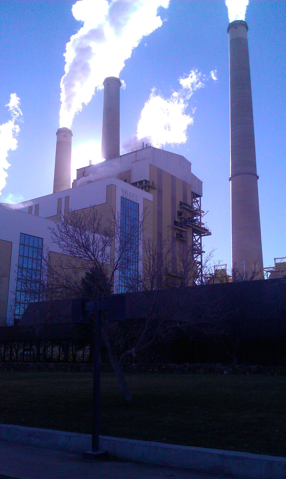 Hunter Plant Pacificorp
