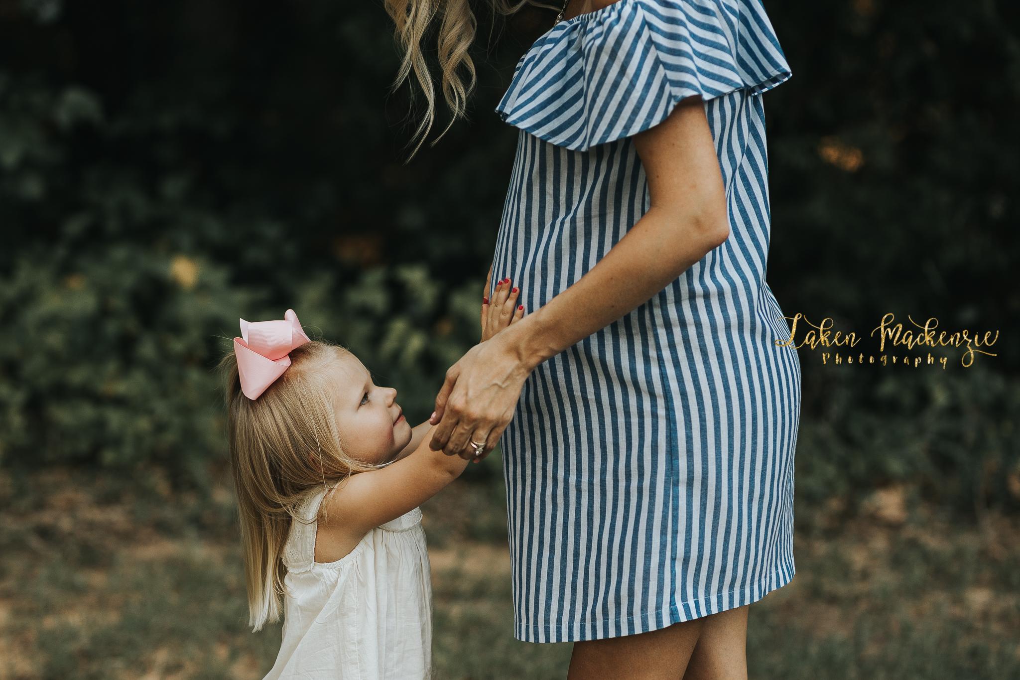 Dallas Fort Worth Maternity Photographer