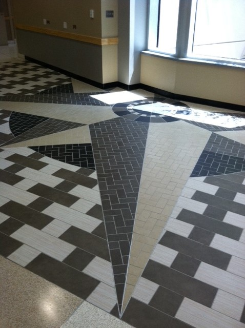 Specified Commercial Flooring