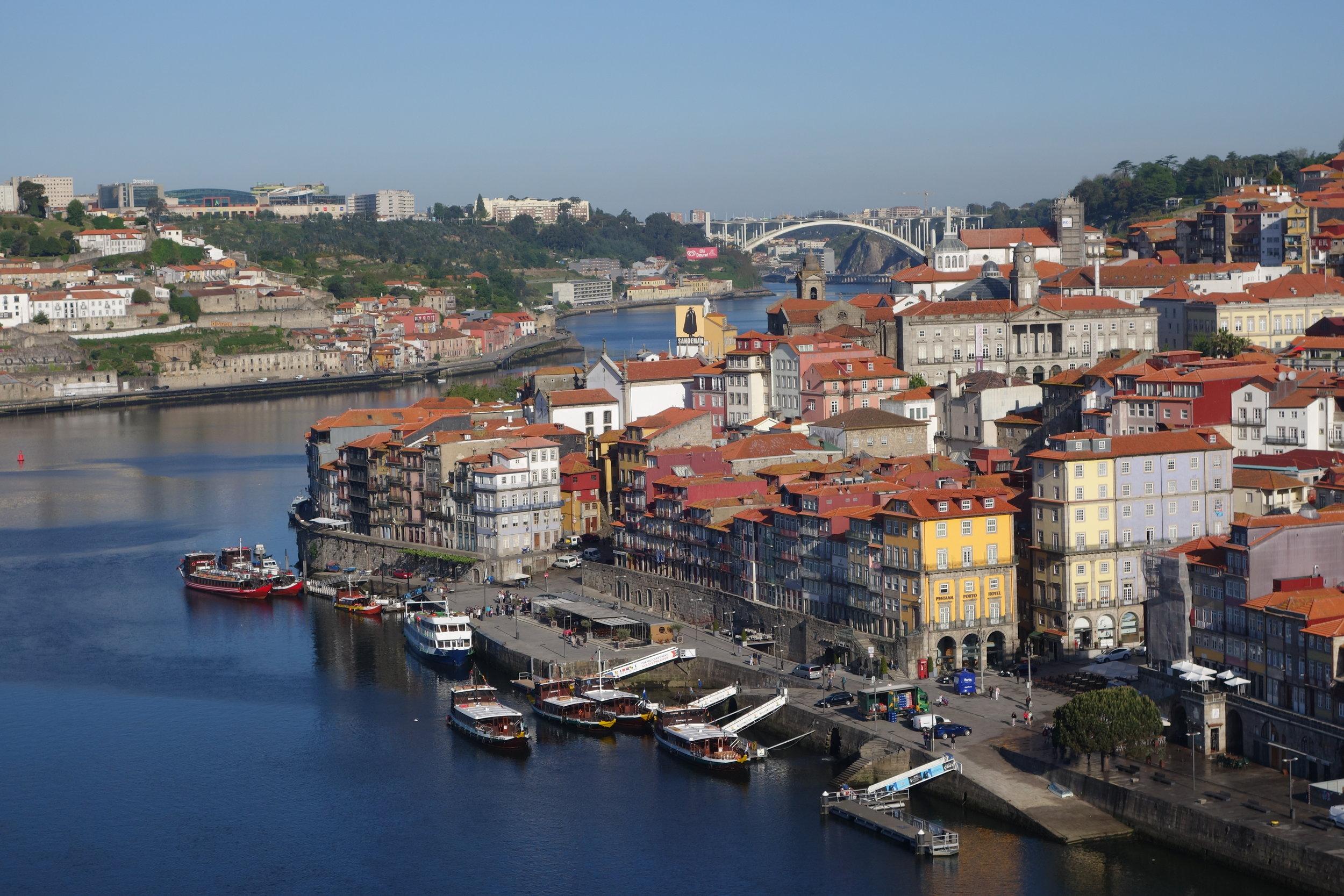 Porto & the Duoro River