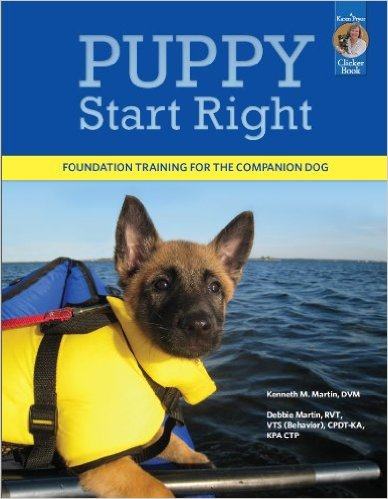 Puppy Start Right Foundation Training for the Companion Dog by Dr. Kenneth Martin and Debbie Martin