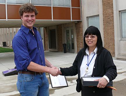 George Ferko and Helen Chan - Allen S. Quier Award