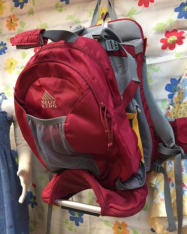 Still taking the little ones for a hike! Great backpack for the ocassion :) infant kelty carrier 👉🏼 $99.00