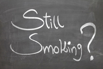 Still smoking? stop with hypnosis.