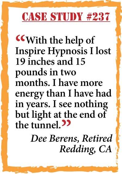 inspire hypnosis case study #237