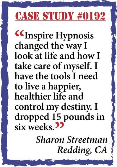 inspire hypnosis case study #0192