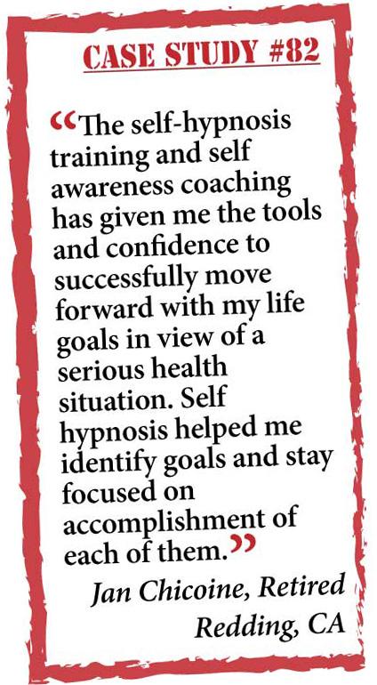 inspire hypnosis case study #82.