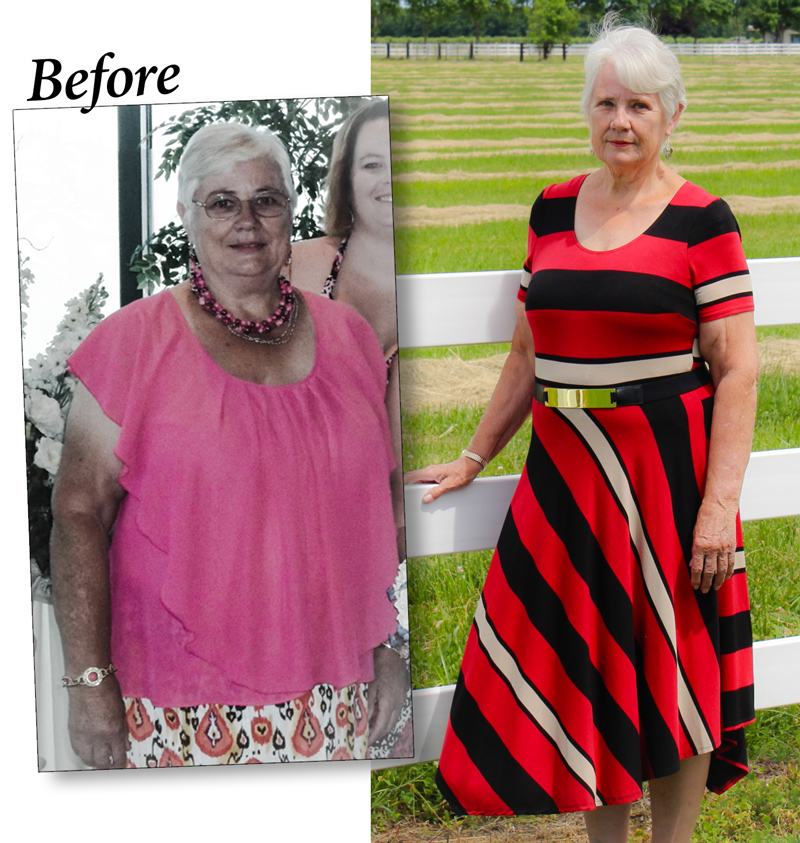 My name is Nancy. I live in Gerber. I attend The Church of Jesus Christ of Latter Day Saints in Corning. I lost 73 pounds in 9 months at Inspire Hypnosis in Redding. This is my story, it's true and factual.