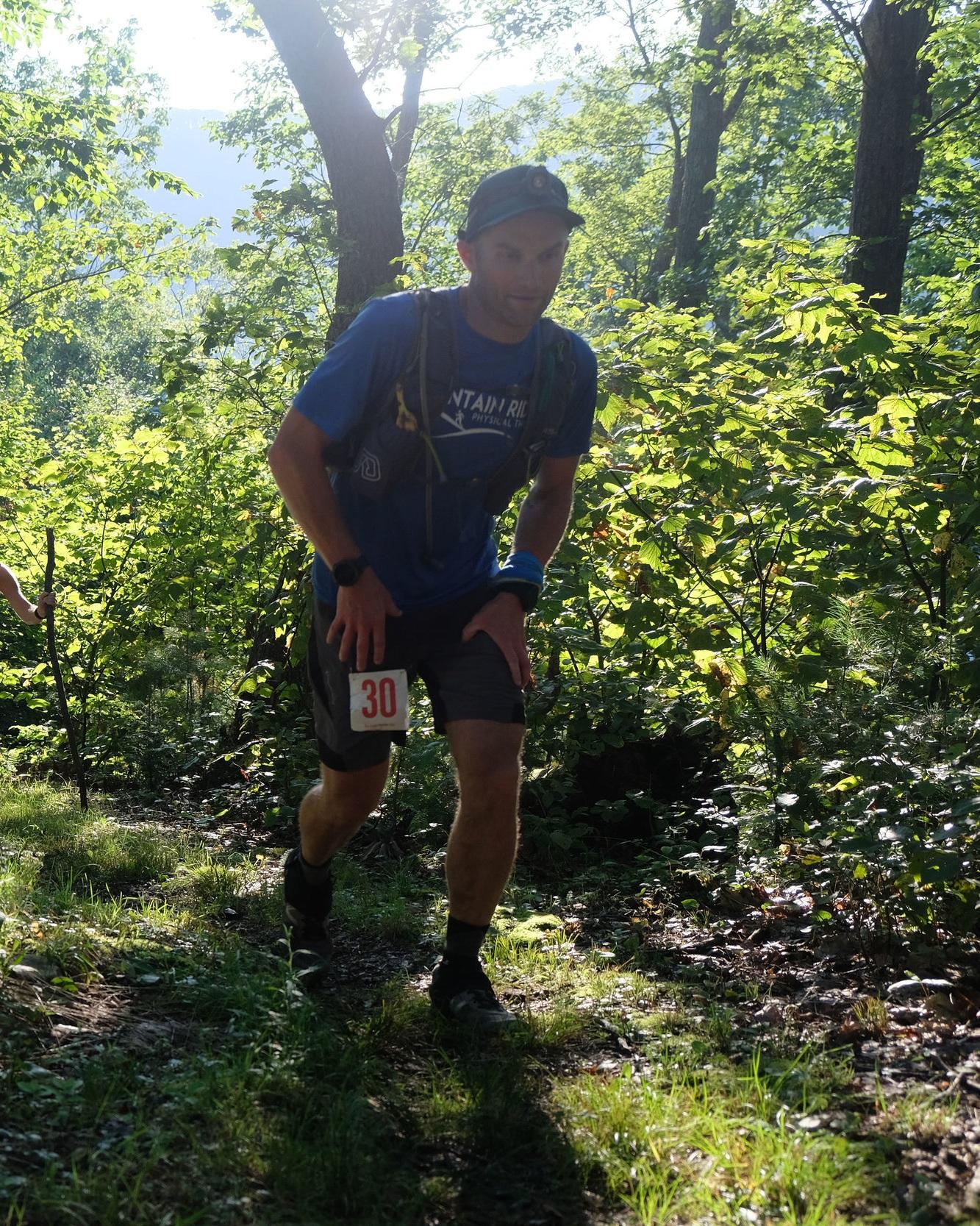 You'll notice I'm not running. Image courtesy Lugnut Media.