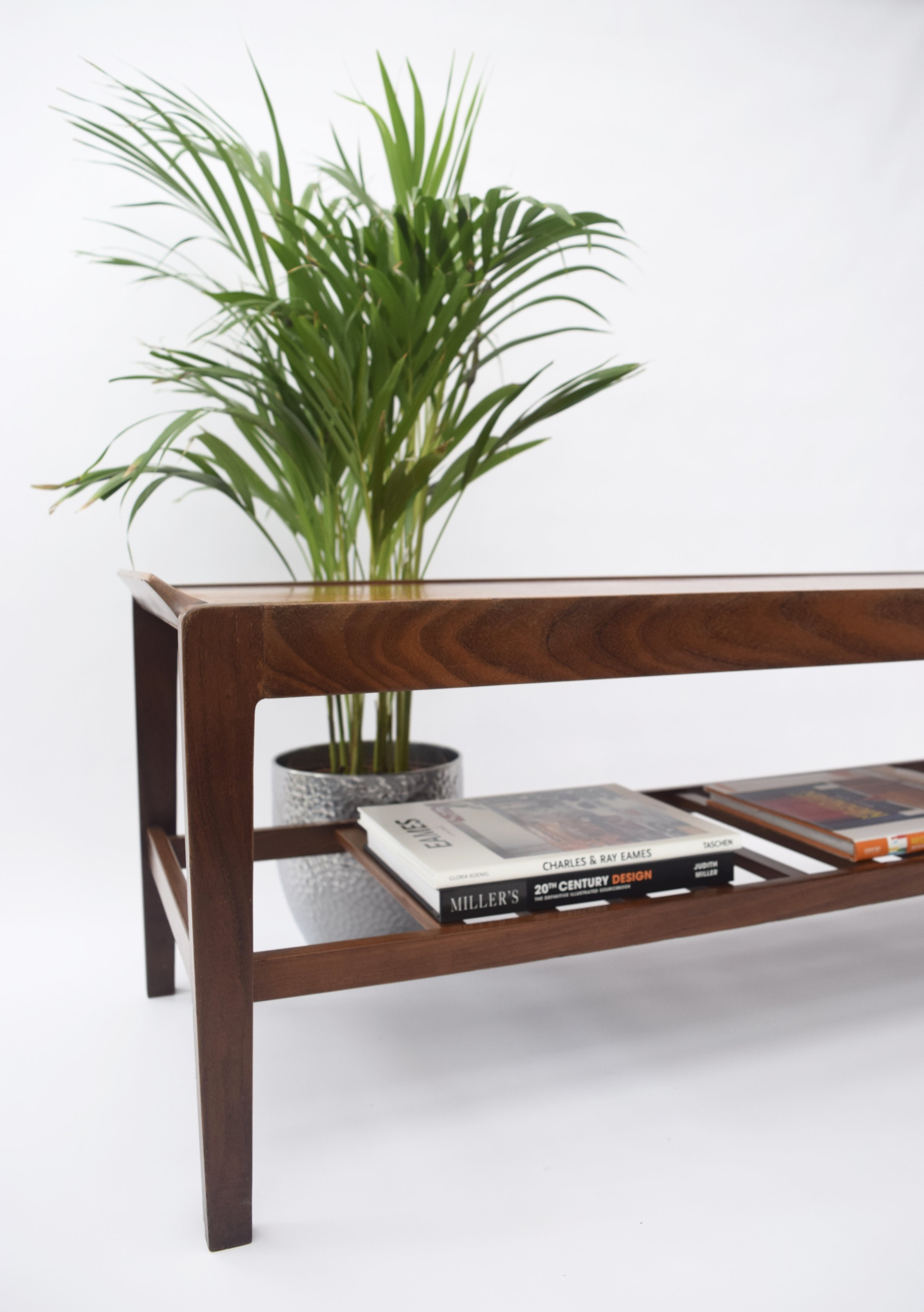 MID-CENTURY REMPLOY COFFEE TABLE