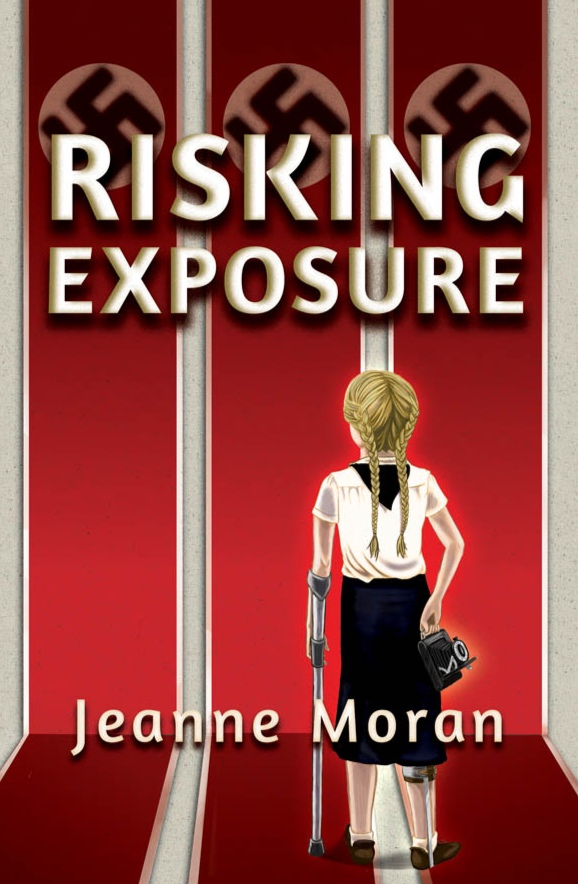 Risking Exposure By Jeanne Moran. Click Image be to taken Amazon page.