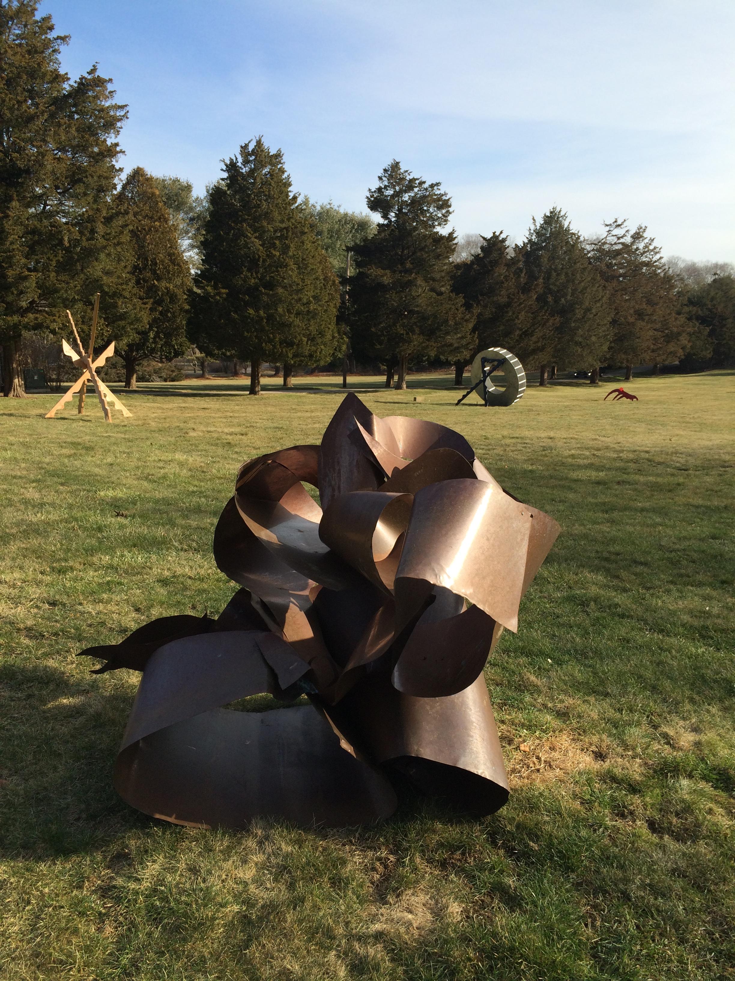 Sculpture #47 - Copper 2017