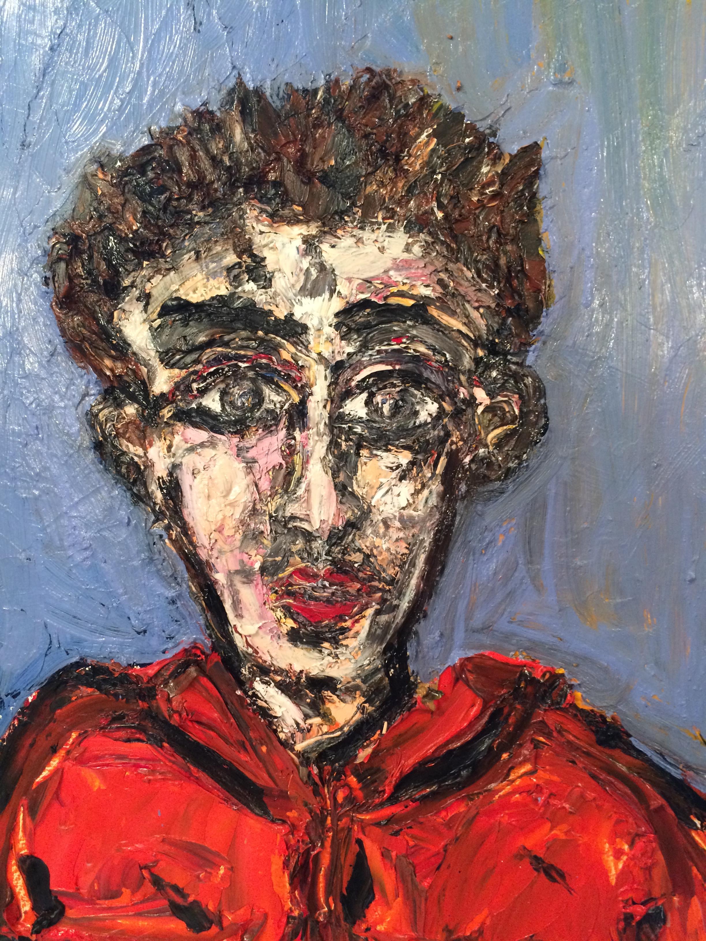 Boy - oil on canvas 2016