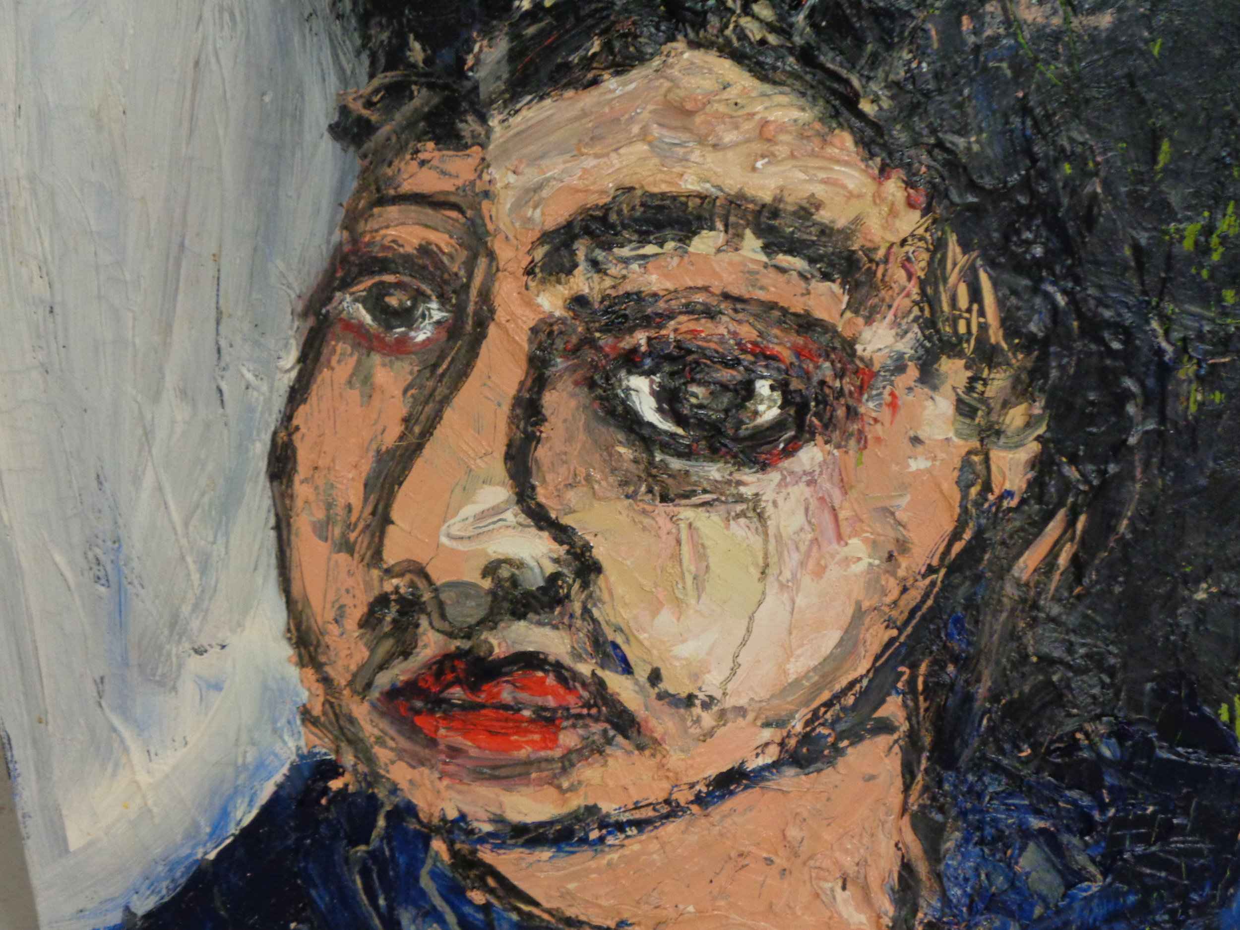 Lynne Bianchi - oil on canvas 22