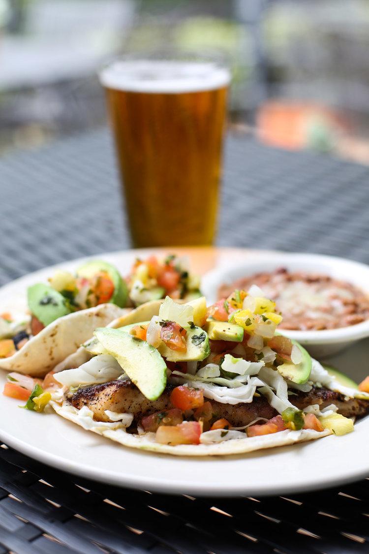 Interurban Restaurant's award-winning fish tacos