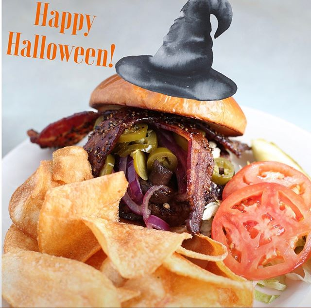 Happy Halloween from Interurban! #eatattheurb