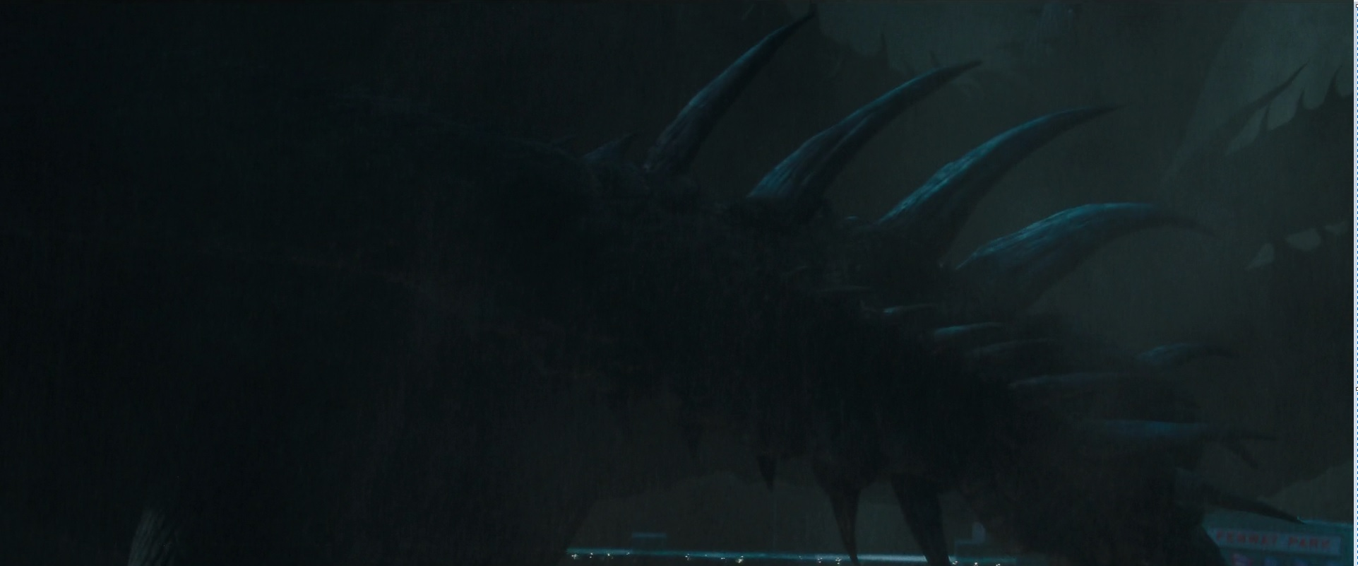 16 Ghidorah's Big ol spikey tail.jpg