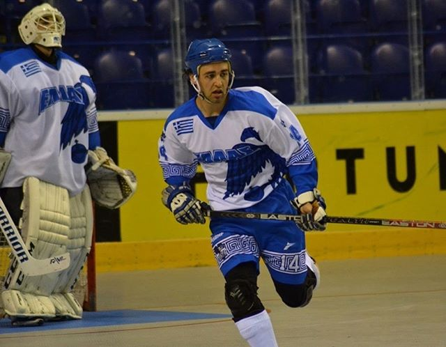 Did you know that Withrow Academy's Co-Owner Stephen Alvo is playing in the 2019 ISBHF Ball Hockey World Championships for Greece?! 🇬🇷 Catch his next game tomorrow against Canada at 12:15 PM live streamed on the tournament's website which can be found in linked in our bio!