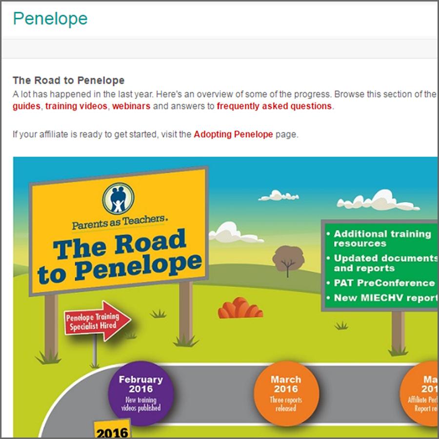 Penelope Case Management