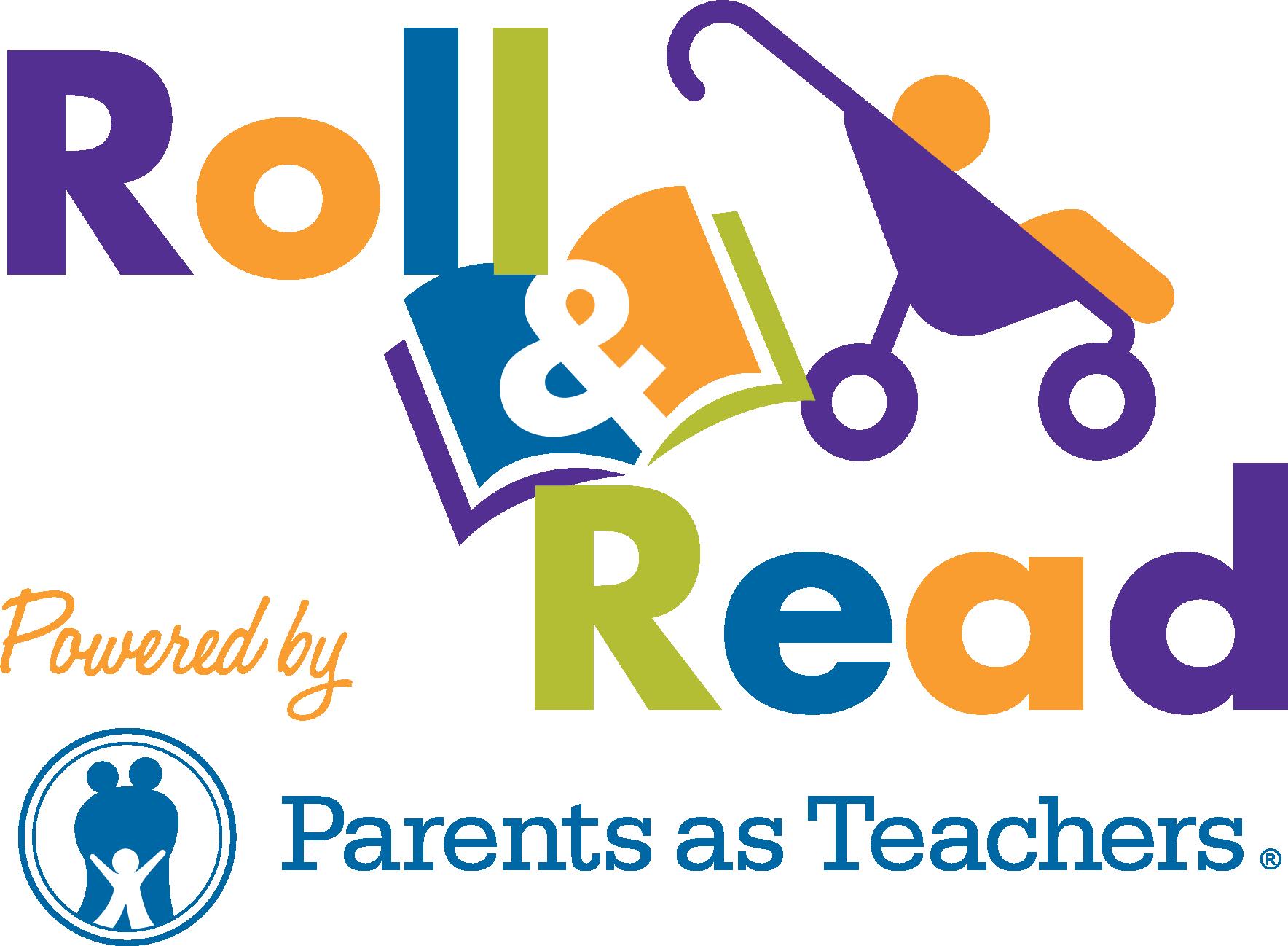 Roll & Read logo