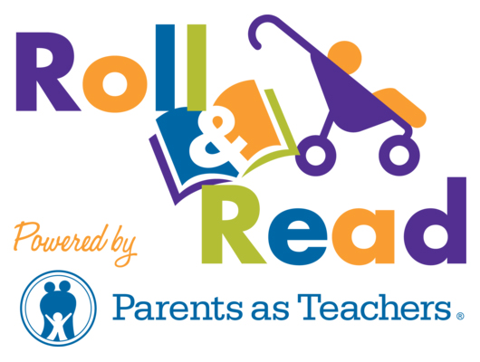 Roll & Read logo