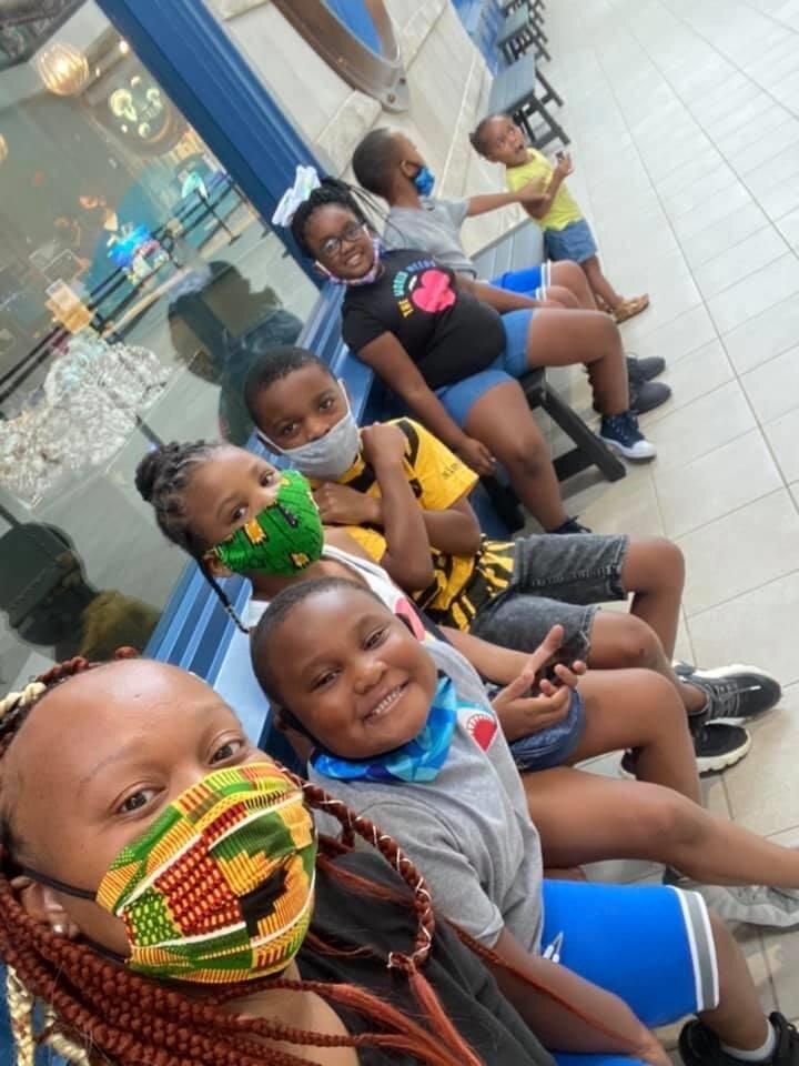 St. Louis Aquarium Foundation gifted the Parents as ...