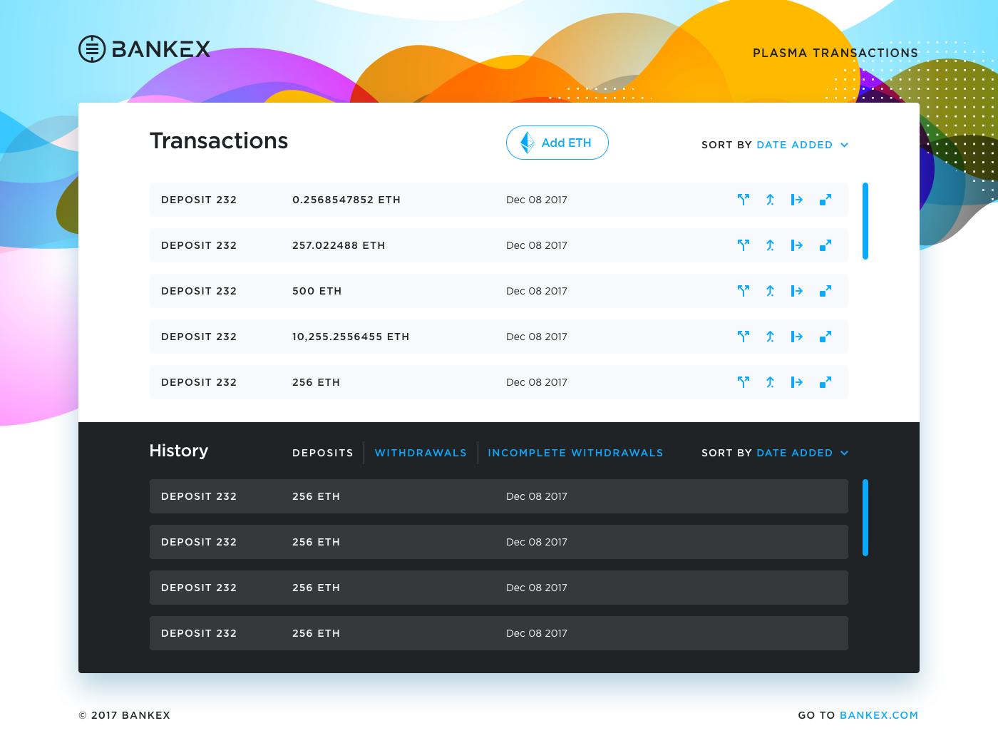 BANKEX-plasma main screen.png