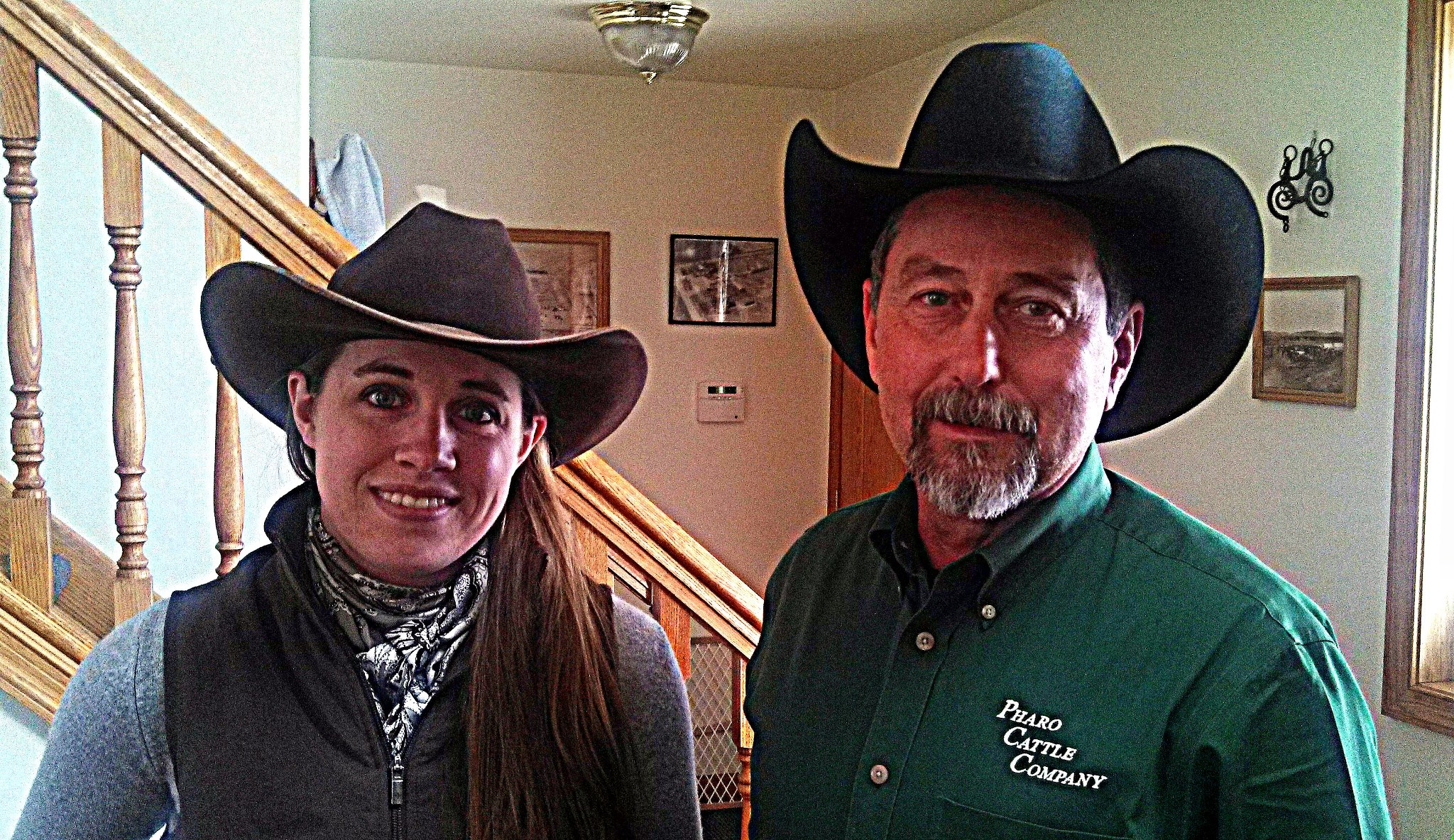 I traveled to Colorado in April 2014 to attend one of Kit Pharo's famous bull sales and interview him.