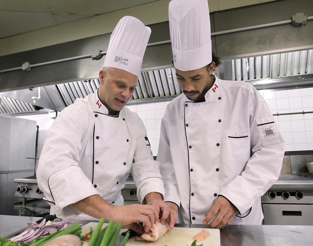 Chef Whites