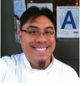 Chef Mike Landas