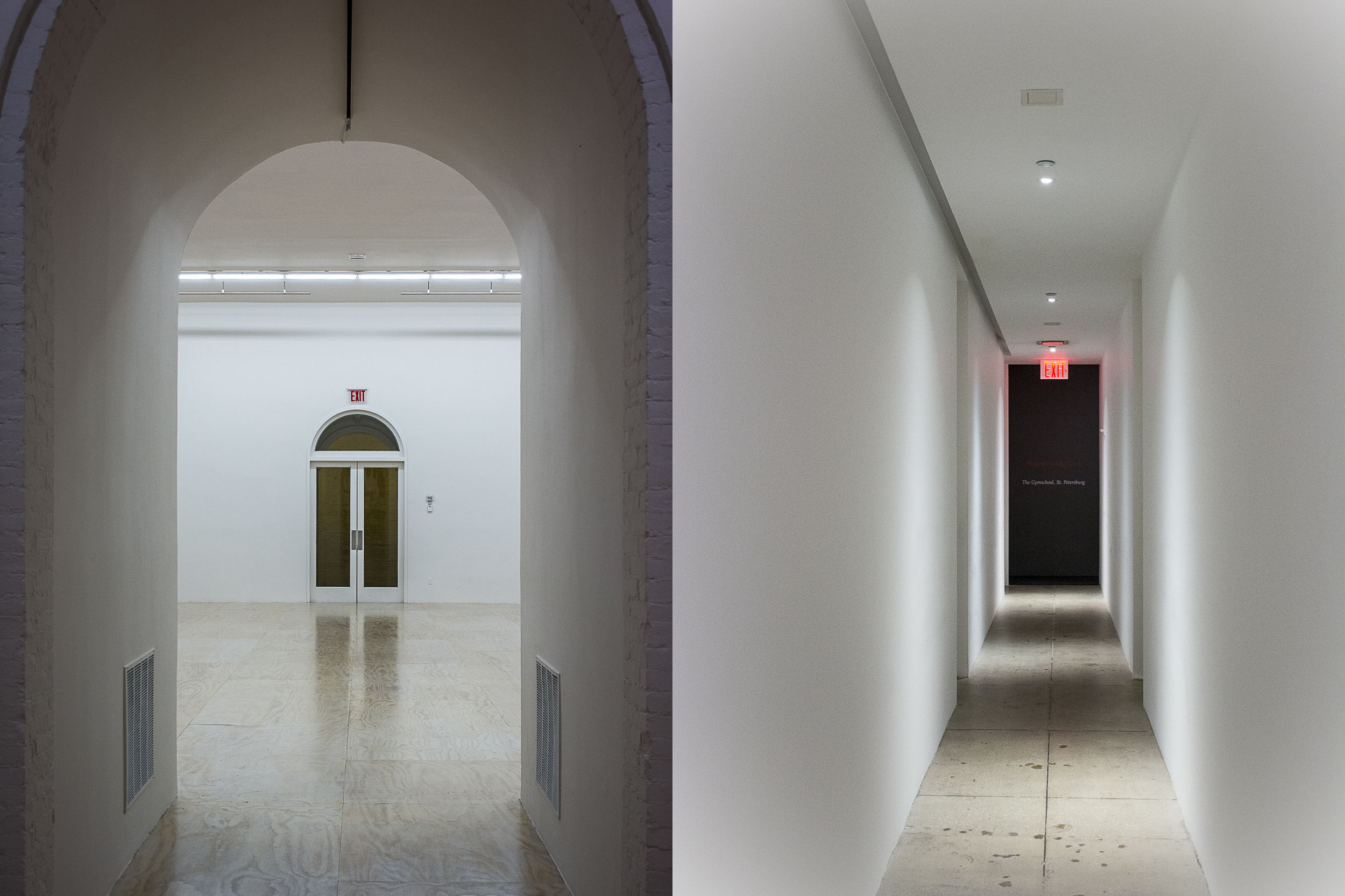 Coming and Going (Diptych # 41)