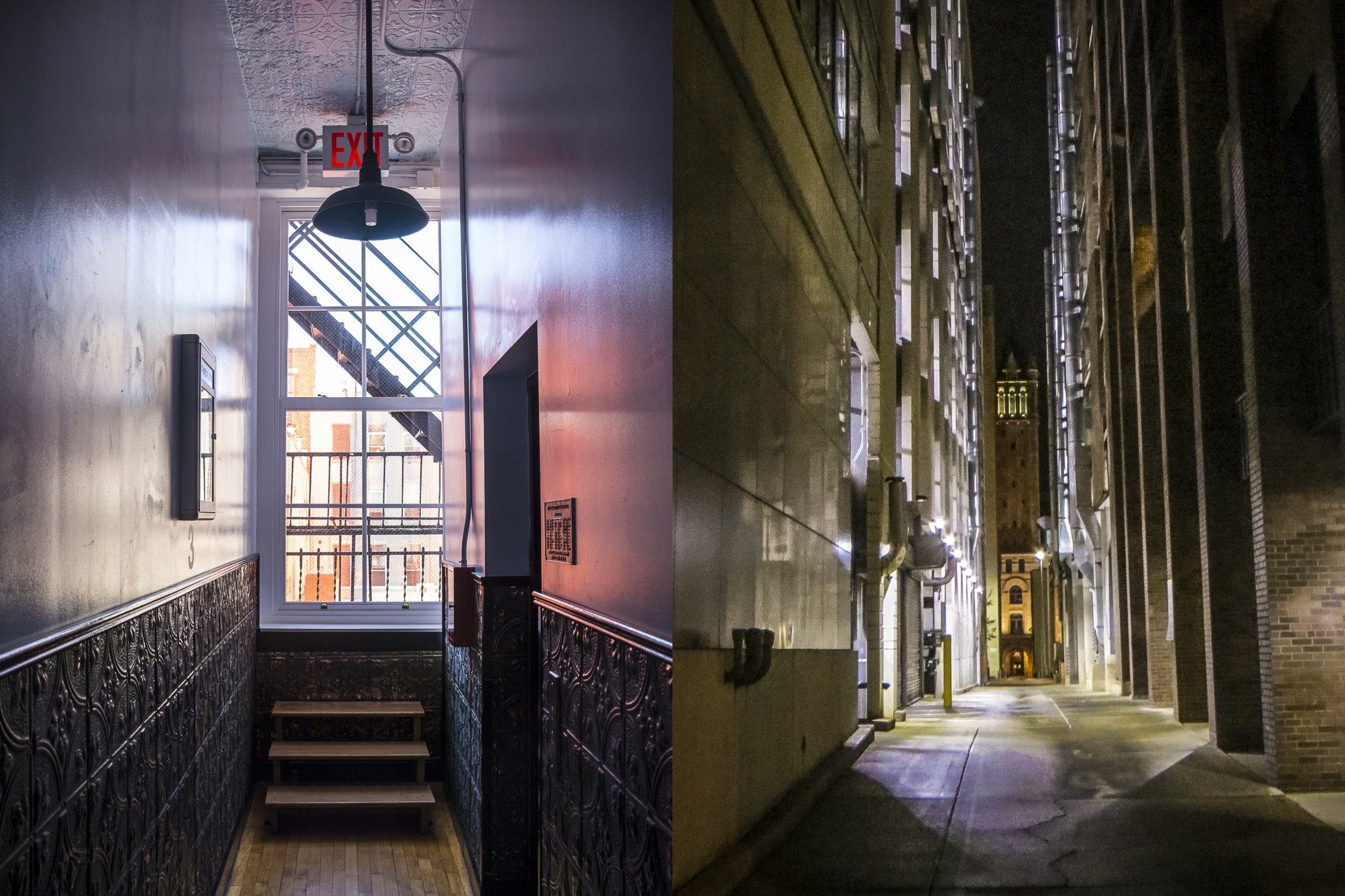 Inside/Out (Diptych # 43)