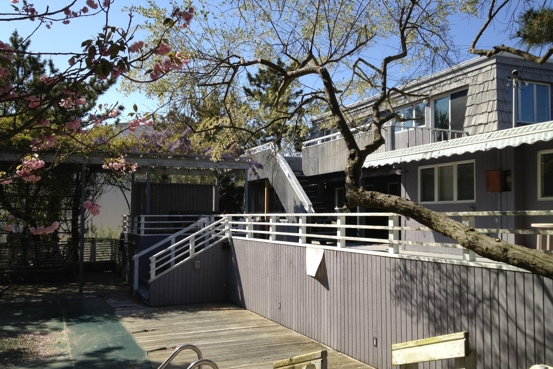 Mitri Residence, Before