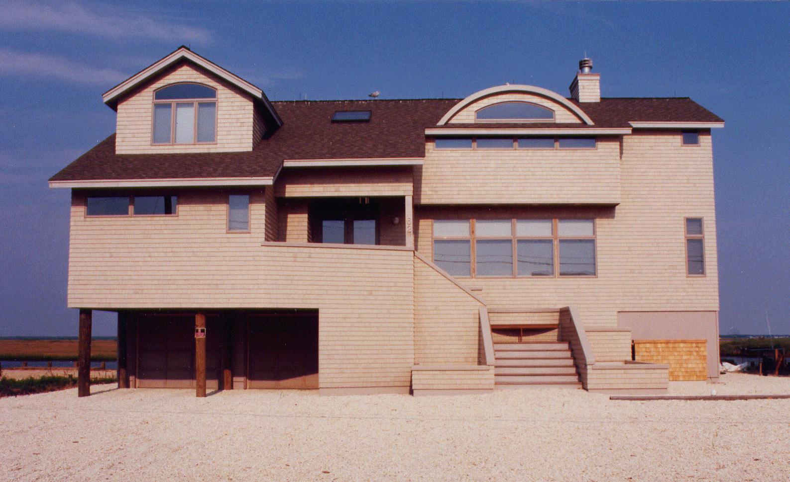 Weaver Residence, Before