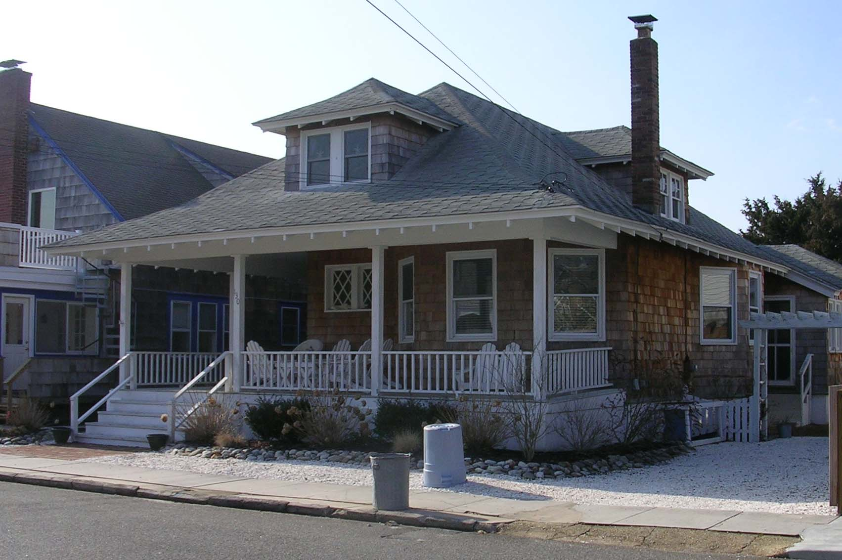Skorge Residence, Before
