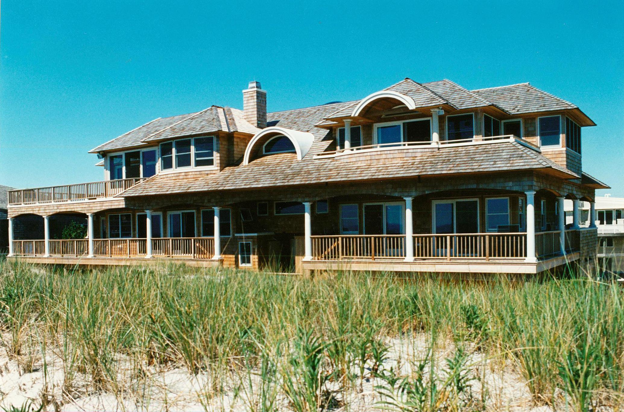 Burkhardt Residence (1995)