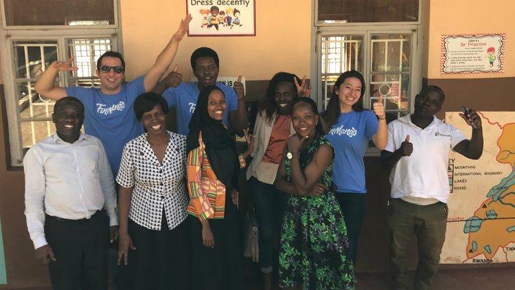 KASUBI COU PRIMARY   GPS: 8HH2+JJ Kampala, Uganda