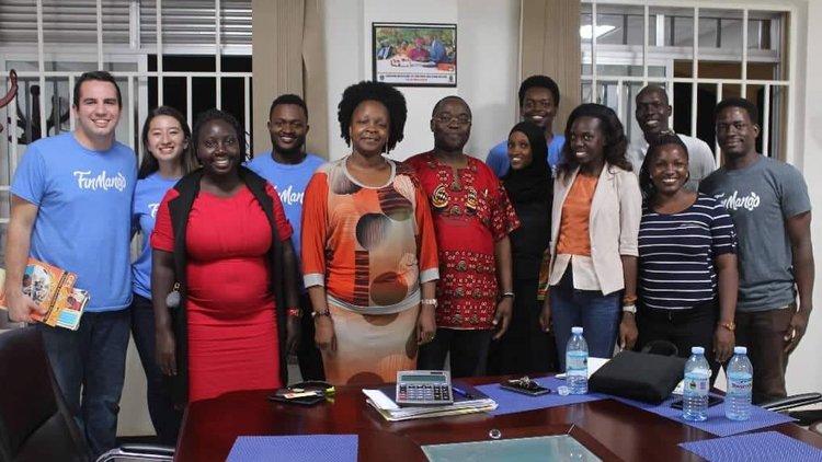 ST. ANDREW GOMBE SECONDARY   GPS: 8GRX+4V Kampala, Uganda