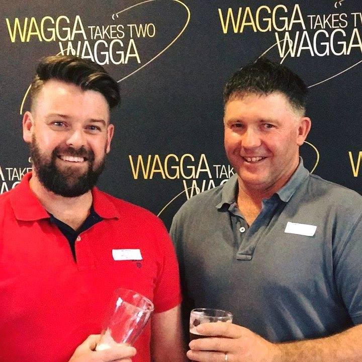 Wagga Wagga Takes Two entrant Ben Hinton raises $18,000 for Country Hope