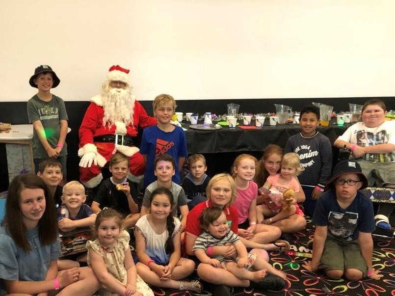 Griffith Christmas Party 2017 Country Hope