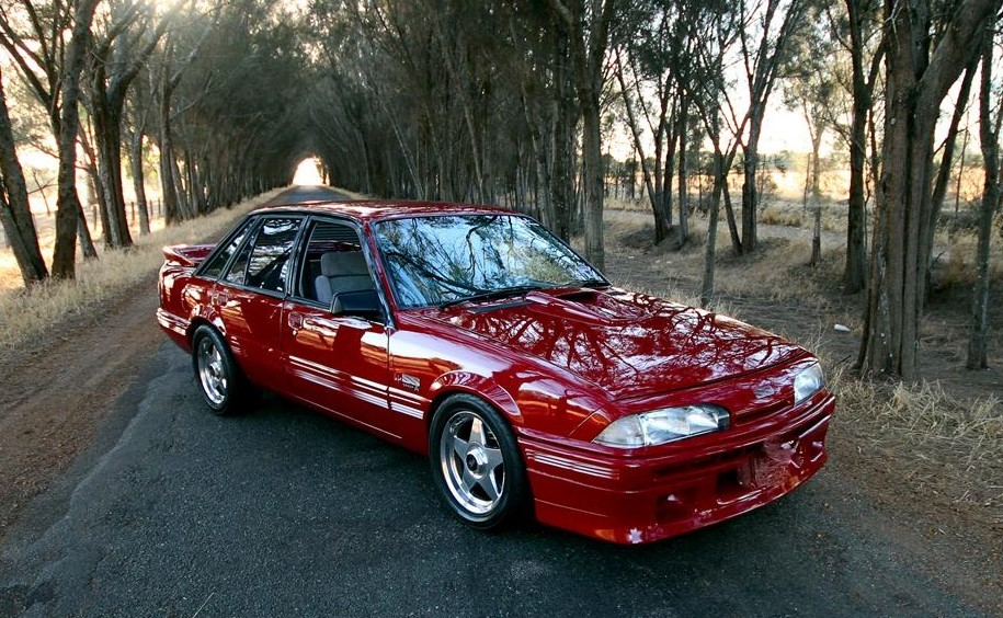 Country Hope_Peter Brock Tribute Vehicle