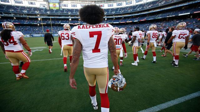 Photo courtesy of Michael Zagaris, via Getty Images.