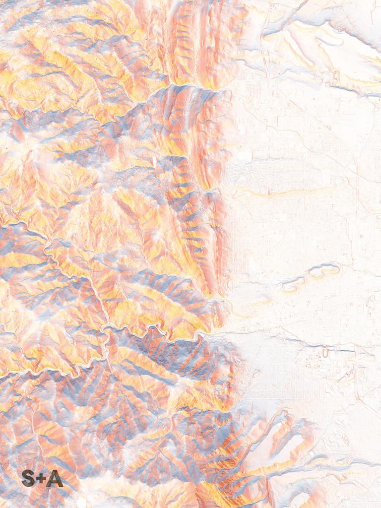 Boulder map courtesy Slope & Aspect