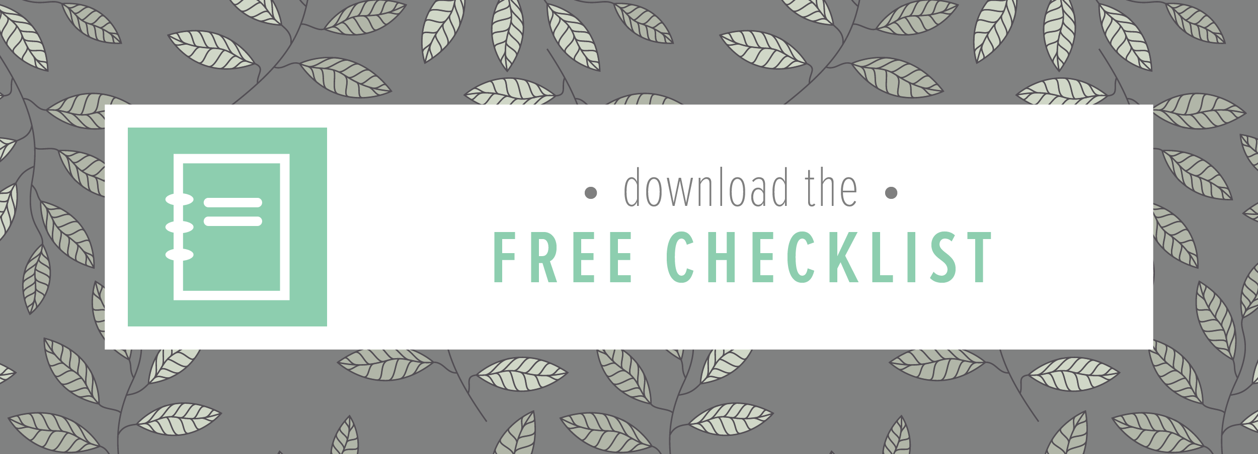 Download the checklist in the Resource Library to get your questions answered when finding the right therapy service for your child.