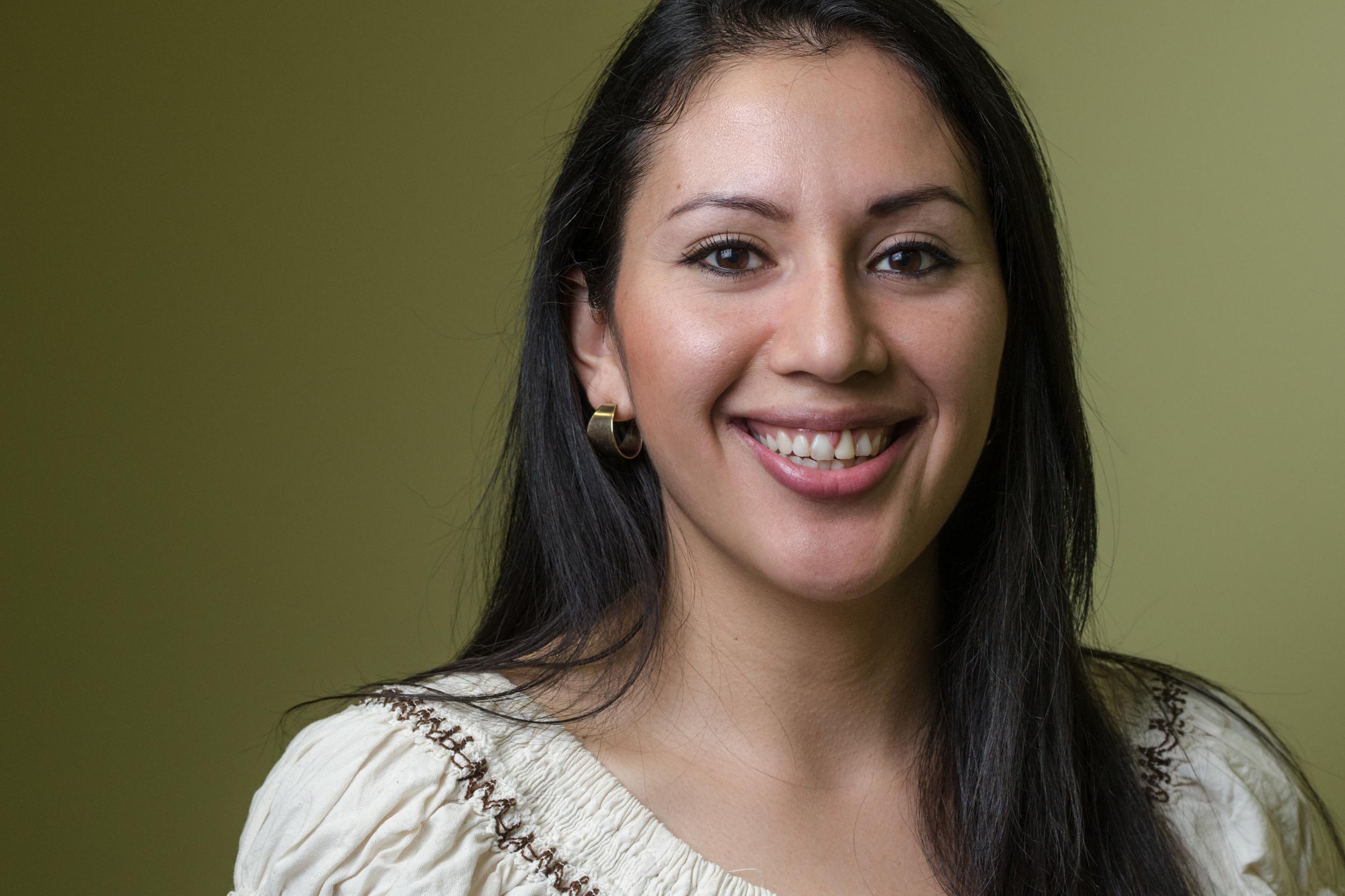 Alma López, Organizer