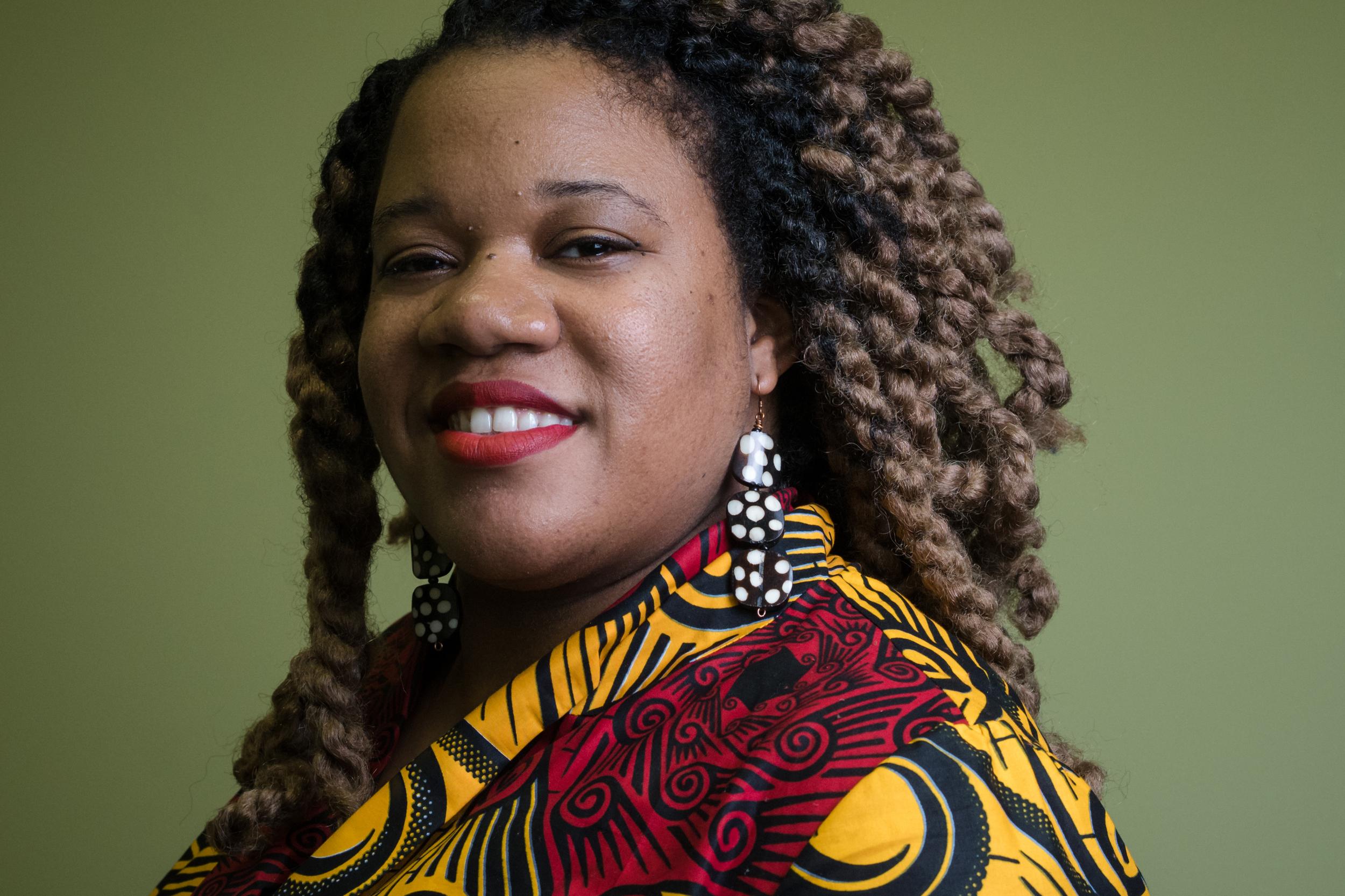 Danielle Williams, Organizer
