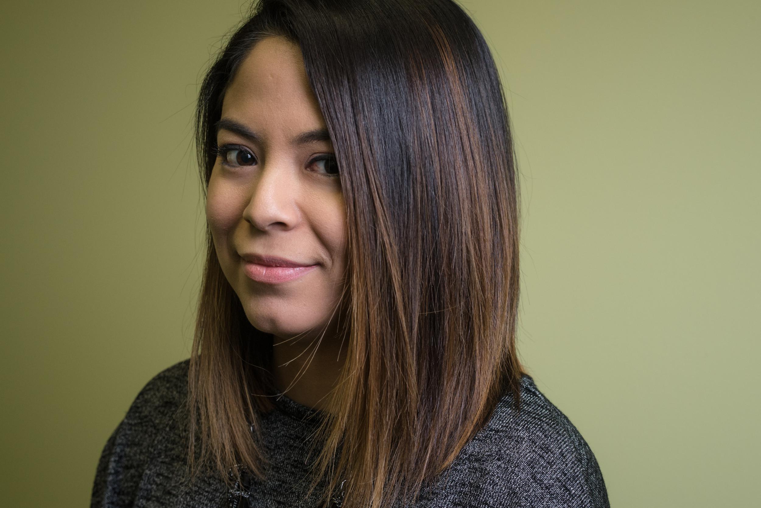 Angela Velazquez, Office Manager