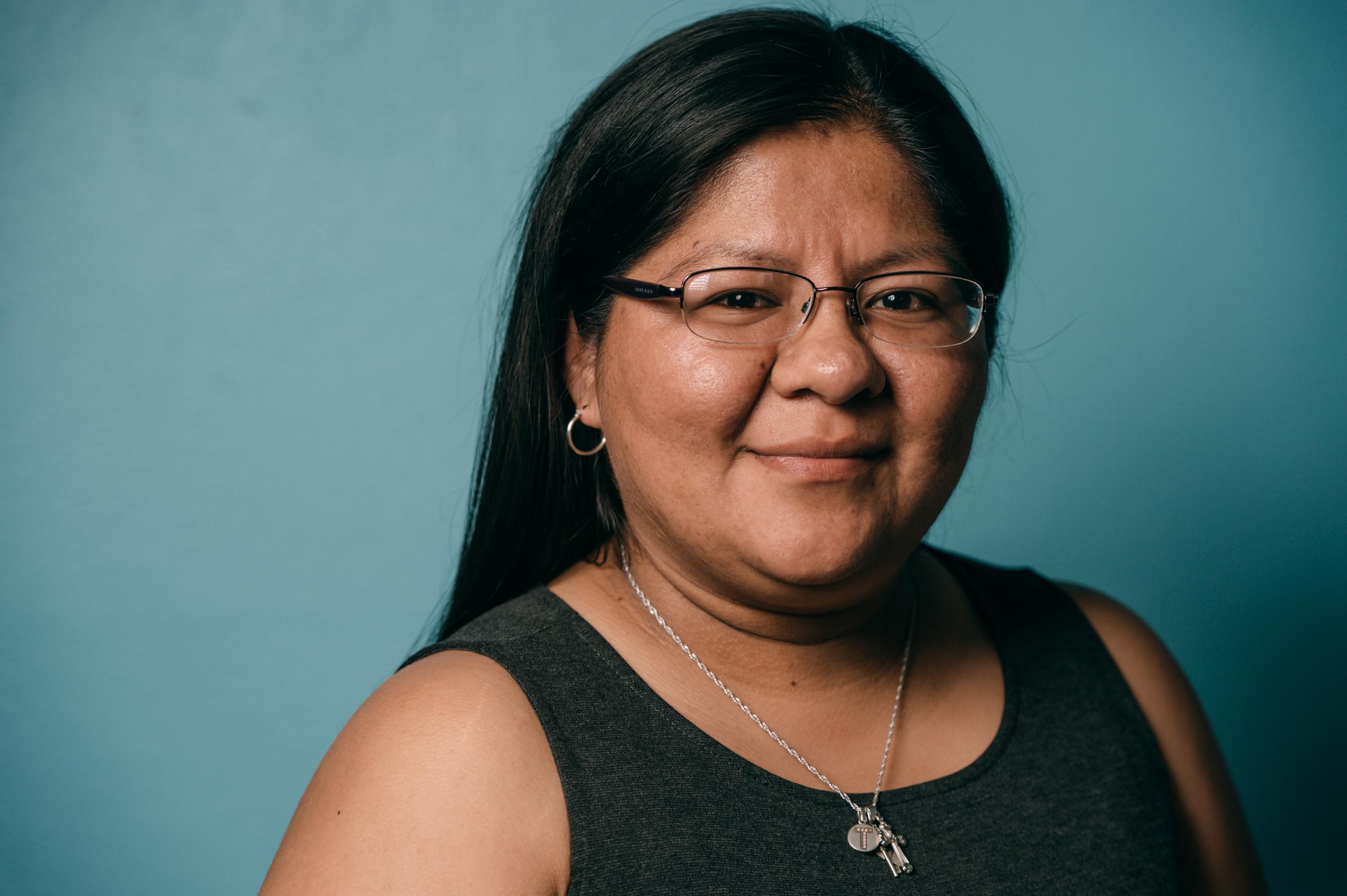 Tere Flores, Organizer / Voter Integration Lead